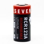FOURSEVENS RCR123A, High-Discharge Rate