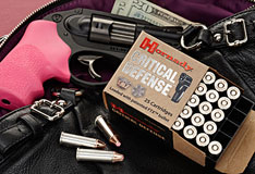 Hornady Critical Defense Lite 38 Special 90gr FTX - 25 rd box
