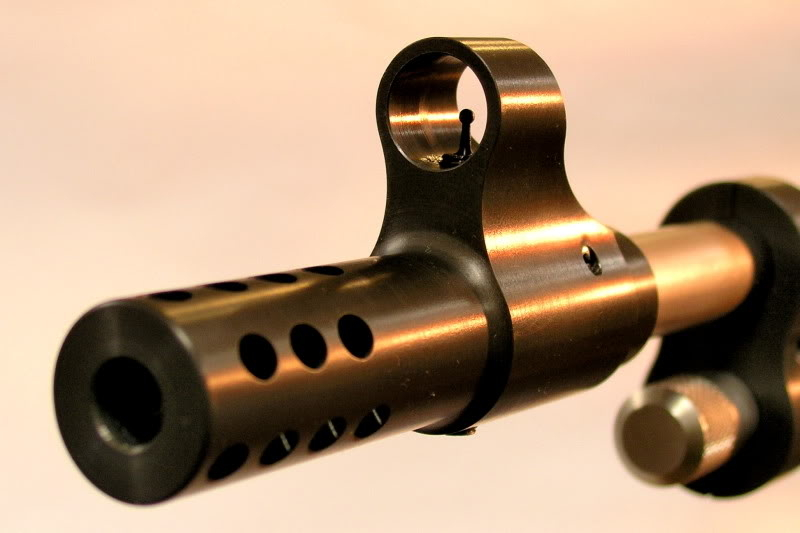Mo-Reaper Muzzle Brake for Ruger Mini | Sunflower Outdoor Sports