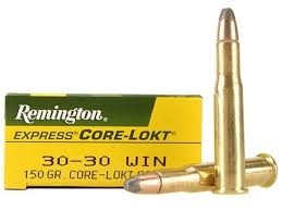 Remington 30-30 Win 150 gr Core-Lokt SP - 20 rds
