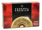 "Federal Vital-Shok 12 Ga 3"" Mag #4 Buckshot - Box of 5"