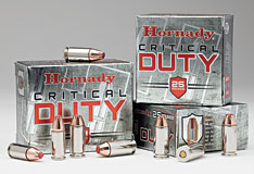 Hornady 9MM LUGER+P 135 gr FlexLock Critical DUTY - 25rds